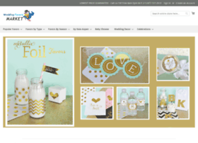 weddingfavorsmarket.com