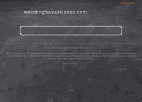 weddingfavoursideas.com