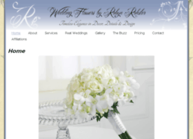 weddingflowersbyrobyn.com