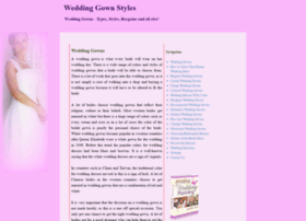 weddinggownstyles.com