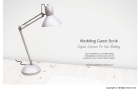 weddingguest-book.com