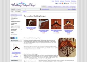 weddinghangershop.com