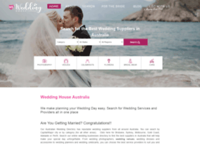 weddinghouse.com.au