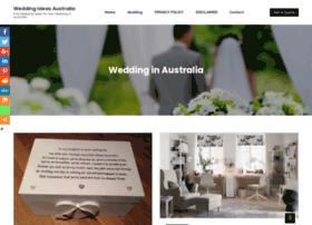 weddingideasaustralia.com.au