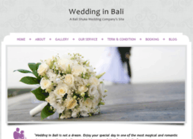 weddinginbali.net