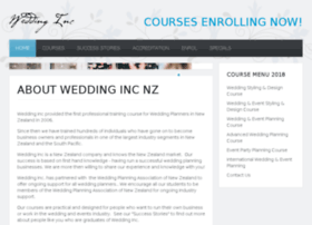 weddinginc.net.nz