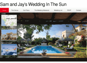weddinginthesun.com
