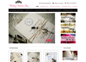 weddinginvitationshop.co.uk