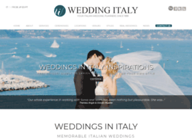 weddingitaly.com