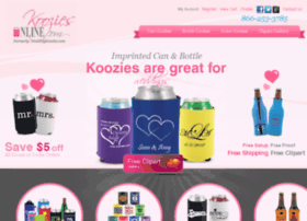 weddingkoozies.com