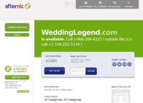 weddinglegend.com