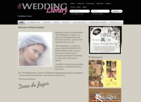 weddinglibrary.co.za