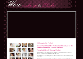 weddingmakeupinphuket.com