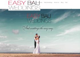 weddingonbali.com