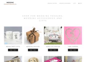 Weddingparaphernalia.co.uk