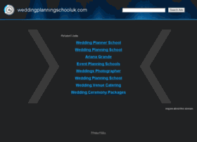 weddingplanningschooluk.com