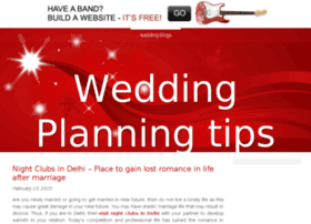 weddingplanningtips.bravesites.com