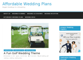 weddingplansonabudget.com