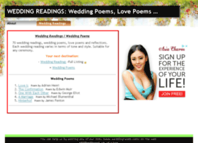 weddingreads.com