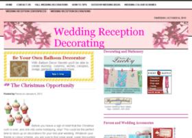 weddingreceptiondecorating.net