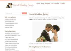 weddingreceptionkit.com
