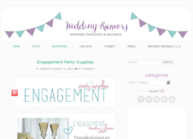 weddingrumors.com