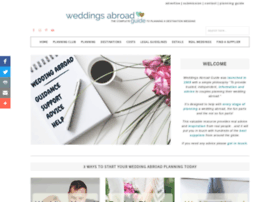 weddings-abroad-guide.com