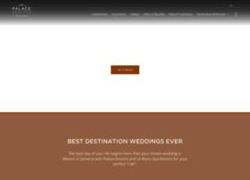 weddings.palaceresorts.com
