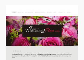 weddings2plan.com