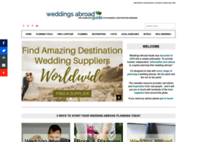 weddingsabroadguide.com