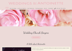 weddingsbyantoinette.ie