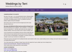 weddingsbyterri.com