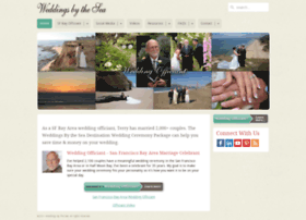 weddingsbythesea.com