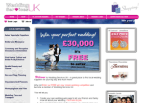 weddingservicesuk.com