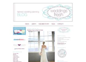 weddingsfresh.blogspot.com