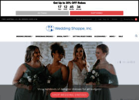 weddingshoppeinc.com