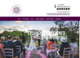 weddingsmadeinitaly.co.uk