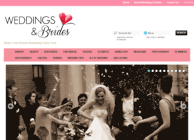 weddingsnbrides.com