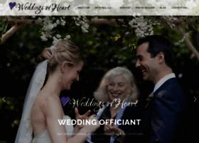 weddingsofheart.com