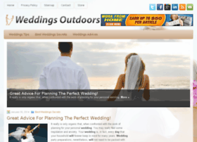 weddingsoutdoors.com