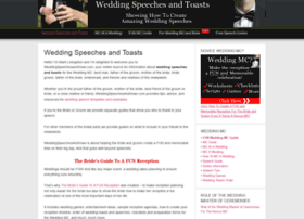 weddingspeechesandvows.com