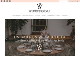 weddingstyle.es