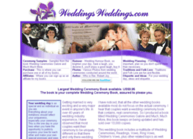 weddingsweddings.com