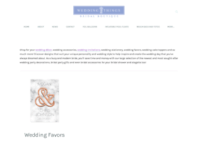 weddingthings.com