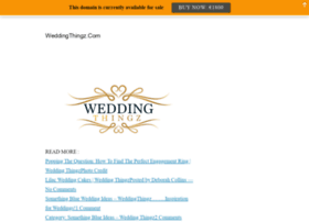 weddingthingz.com