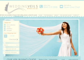 weddingveilsdirect.co.uk