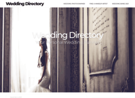 weddingvendorsdirectory.com