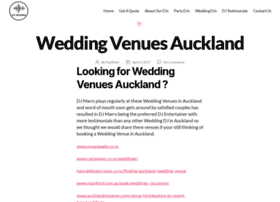 weddingvenueauckland.com