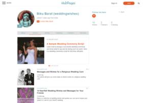 weddingwishes.hubpages.com