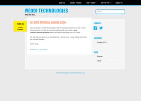 wedditechnologies.wordpress.com